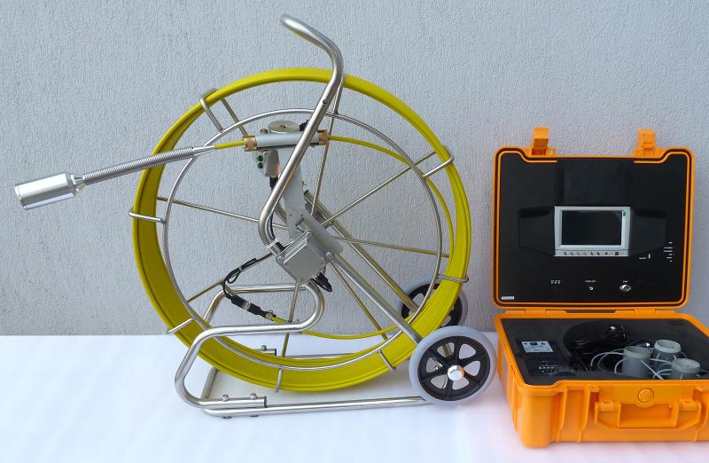- potrubní inspekční kamera