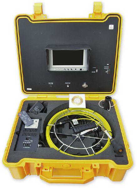 potrubní inspekční kamera