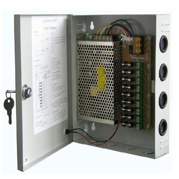 stabilizovaný zdroj 230V / 12V / 20A v Boxu