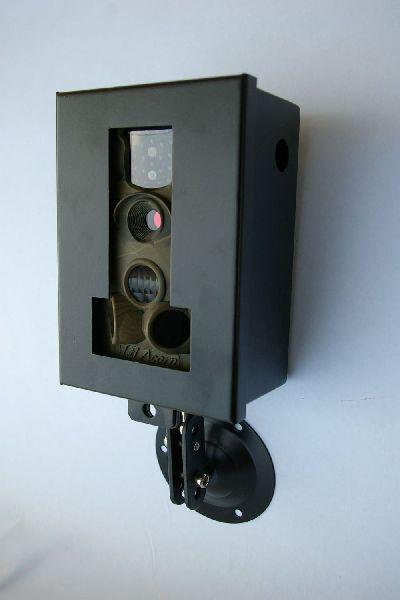 Kryt - kovový antivandal kryt pro 6210 kameru