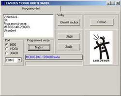 Bootloader programátor