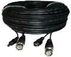 Universální propojovací kabel napájení+video 30m