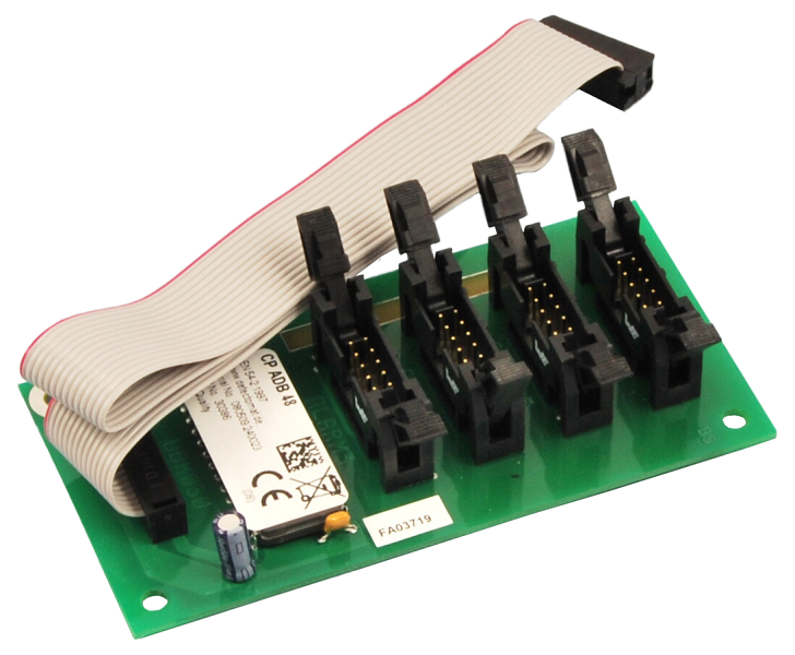 interface pro rozšíření LED zobrazovače