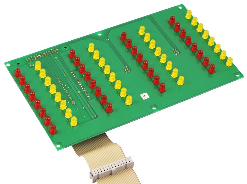 LED zobrazovač 32 skupin