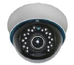 Stropní kamera s IR, 700TVL, objektiv 4 - 9 mm