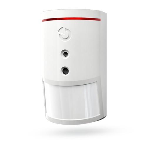 Sběrnicový PIR detektor pohybu s kamerou