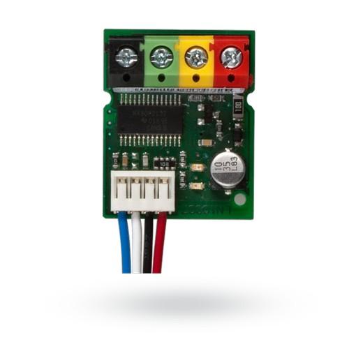 Sběrnicový modul ovládání systému