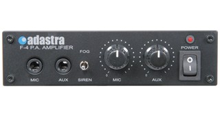 Adastra vehicle amplifier