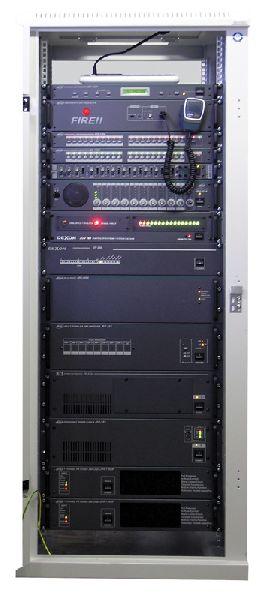 Evakuační rozhlas – Velký systém Jedia/Dexon dle ČSN EN 60 849
