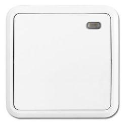 bezdrátové nástěnné tlačítko