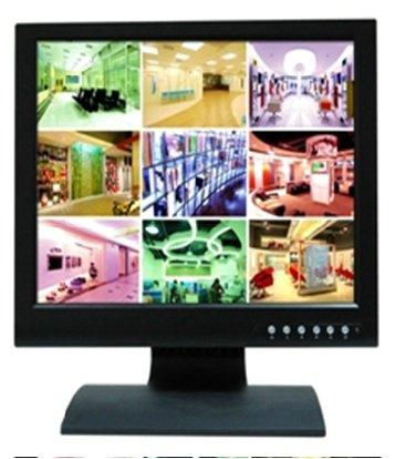 19 ' LED Monitor pro kamerové systémy