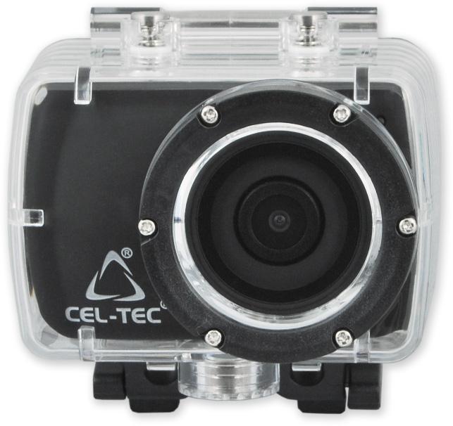 sportovní vodotěsná Full HD mini kamera