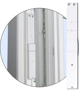 neviditelný bezdrátový detektor otevření - magnetický
