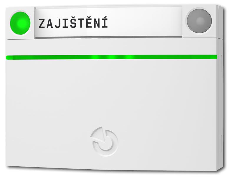 Sběrnicový přístupový modul RFID