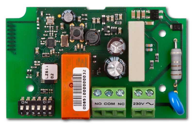 Bezdrátový silový modul výstupů PG