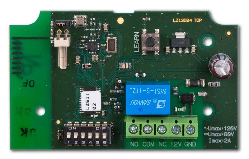 Bezdrátový signálový modul výstupů PG