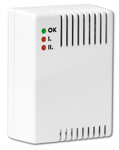 Bezdrátový detektor úniku plynu