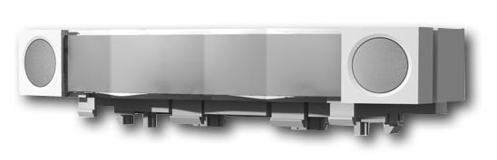 Ovládací segment přístupových modulů