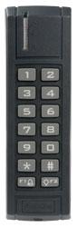 venkovní klávesnice
