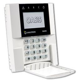 drátová klávesnice