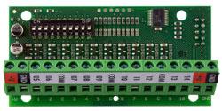 modul 10 drátových vstupů