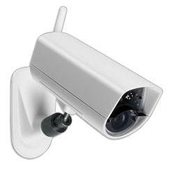 GSM bezpečnostní kamera