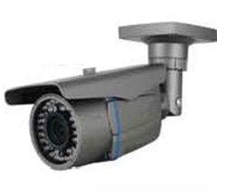 Venkovní kamera s IR přísvitem 60m - 700TV řádku, objektiv 4-9 mm