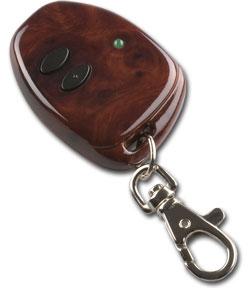klíčenka - imitace dřeva