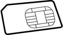 SIM karta do zabezpečovacího zařízení