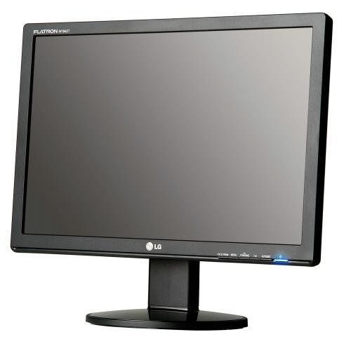 19 LCD monitor pro kamerové systémy