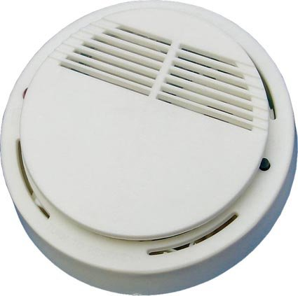 Bezdrátový kouřový detektor