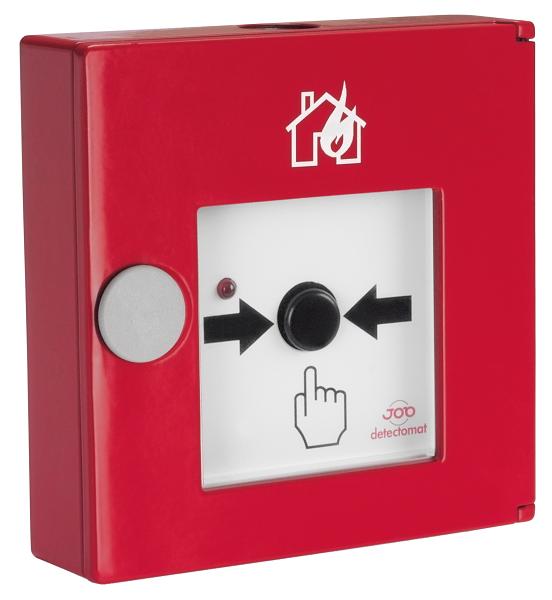 venkovní tlačítko (kovové)