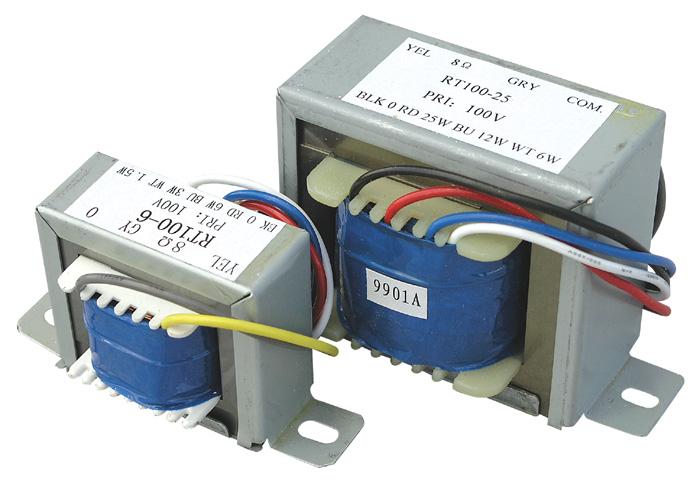Převodní transformátor 25 W