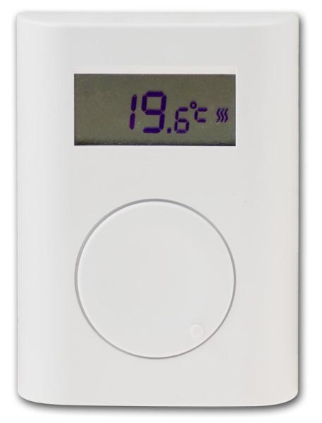 bezdrátový pokojový termostat